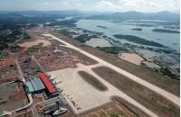 Sân bay Vân Đồn(Quảng Ninh) sắp khai trương - niềm vui cho hành khách tham quan vẻ đẹp Quảng Ninh